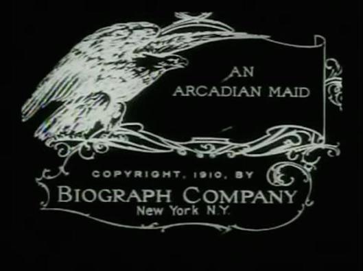 Arcadian Maid, An