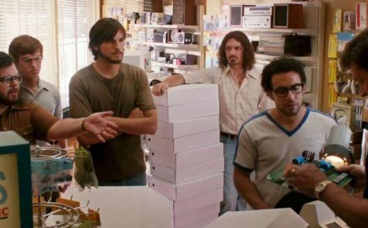 Jobs - scene