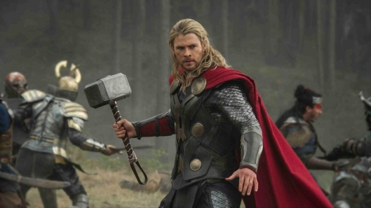 Thor The Dark World - scene