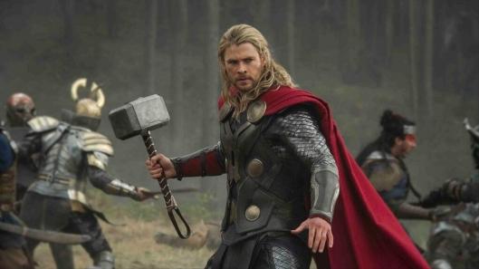 Thor The Dark World - scene