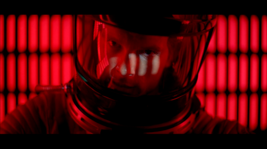 2001 A Space Odyssey - scene