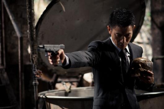 Blind Detective - scene