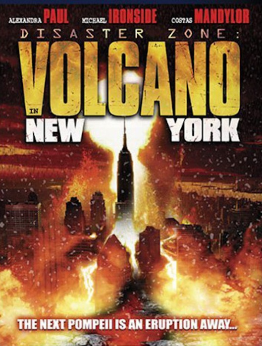 Disaster Zone Volcano in New York