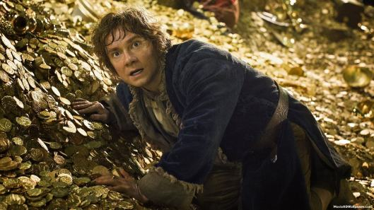 Hobbit The Desolation of Smaug, The - scene