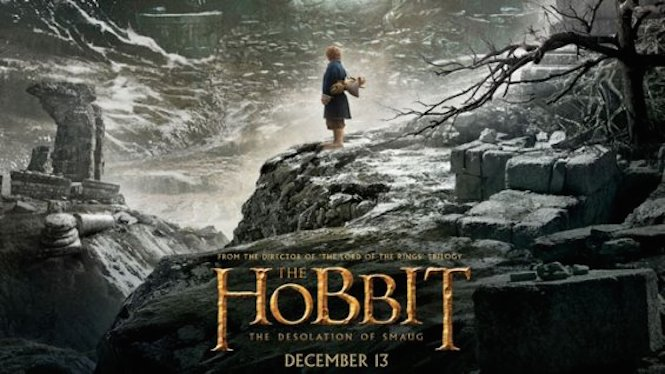 Hobbit The Desolation of Smaug, The