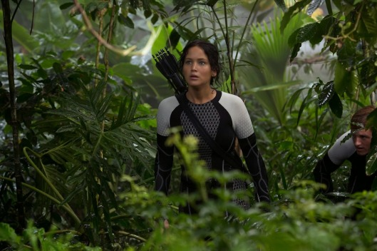 Hunger Games Catching Fire, The - scene