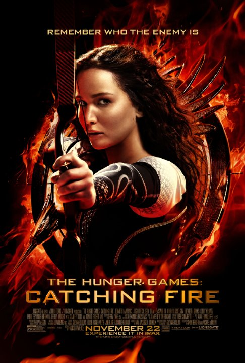 Hunger Games Catching Fire, The