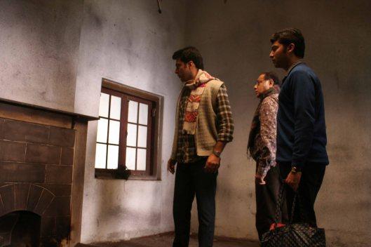 Jekhane Bhooter Bhoy - scene