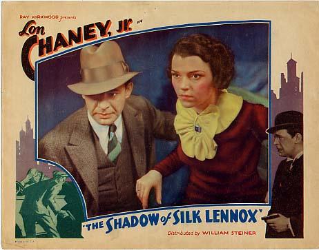 Shadow of Silk Lennox, The