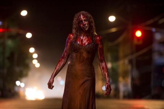 Carrie (2013) - scene
