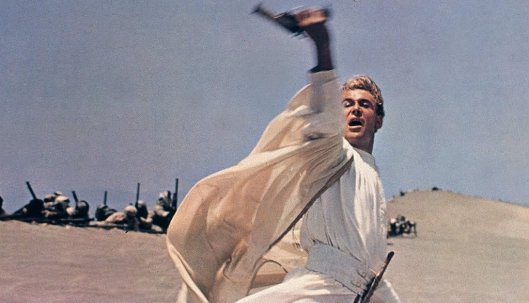Lawrence of Arabia - scene