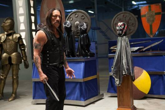 Machete Kills - scene