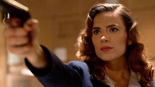 Agent Carter - scene