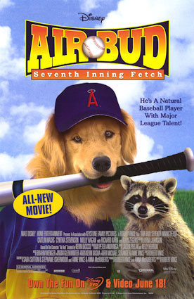 Air Bud Seventh Inning Fetch