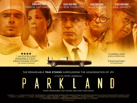 Mini-Review: Parkland (2013)