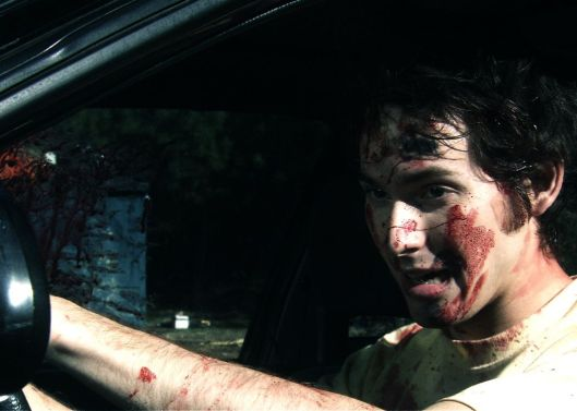 Blood Car - scene