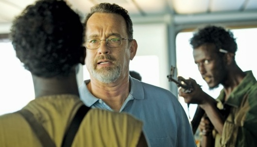 Captain Phillips - scene