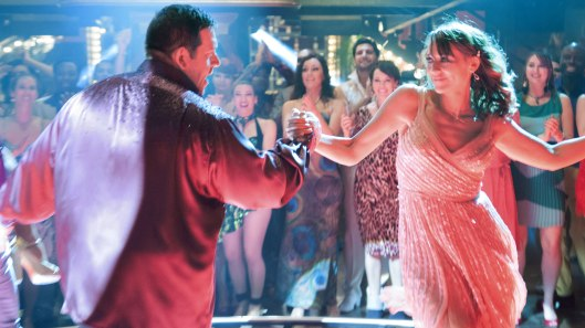Cuban Fury - scene