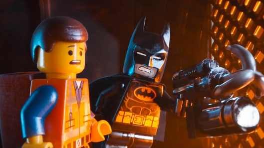 Lego Movie, The - scene