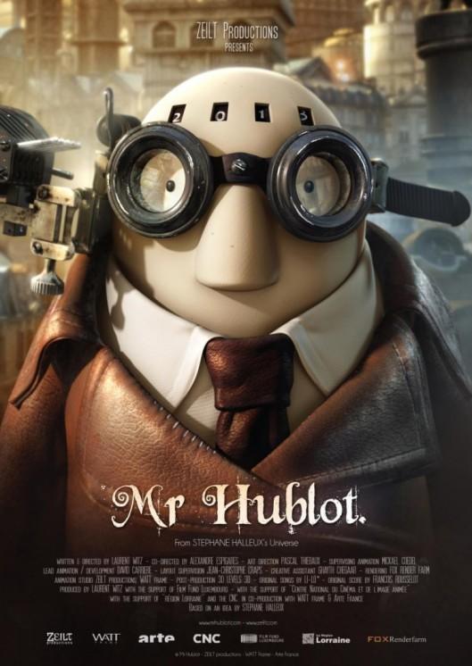 Mr Hublot.