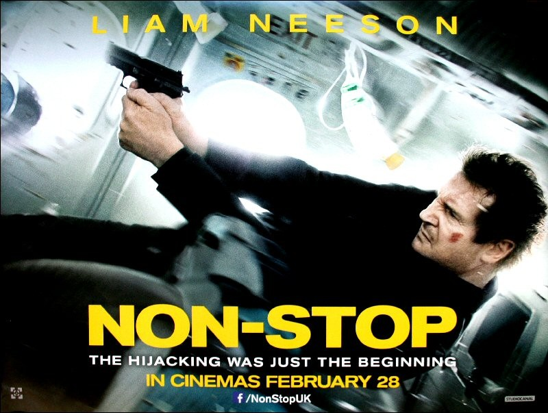Non-Stop (2014) | thedullwoodexperiment