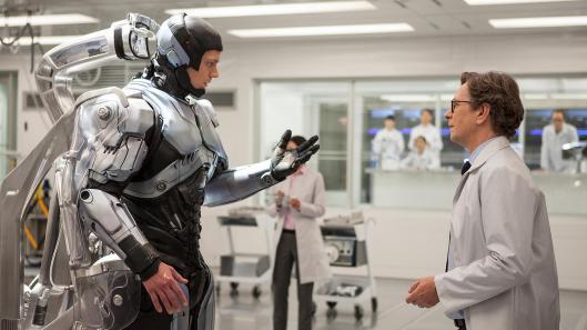 RoboCop (2014) - scene