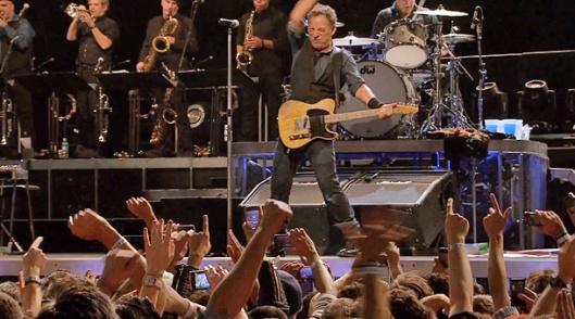 Springsteen & I - scene