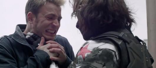 Captain America The Winter Soldier - scene