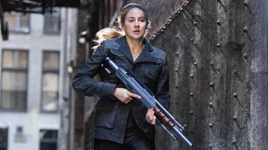 Divergent - scene