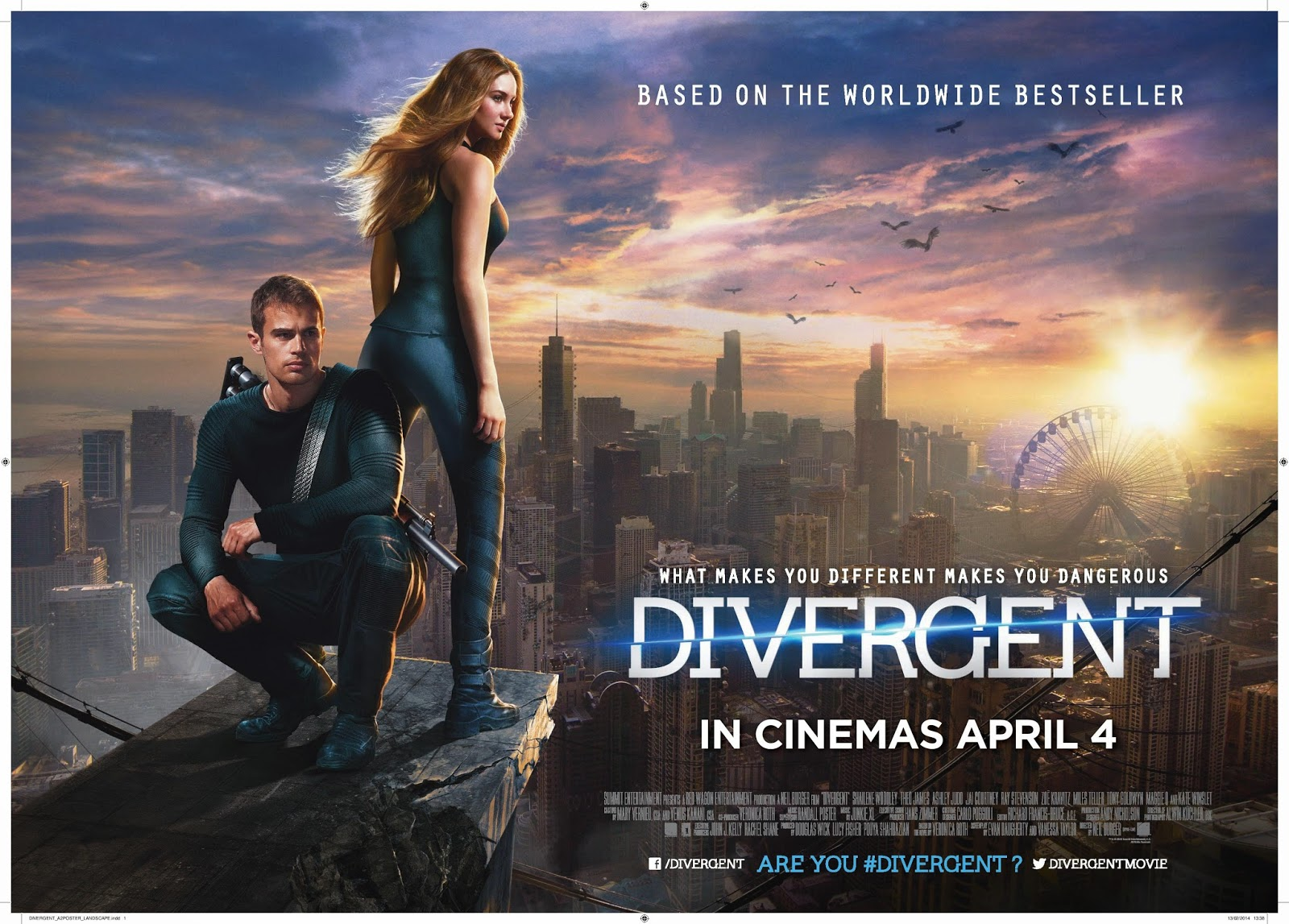Divergent 2014 Thedullwoodexperiment
