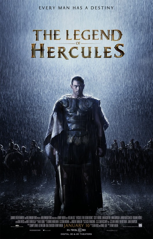 Legend of Hercules, The