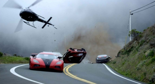 Need for Speed - scene