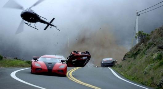 Need for Speed - scene