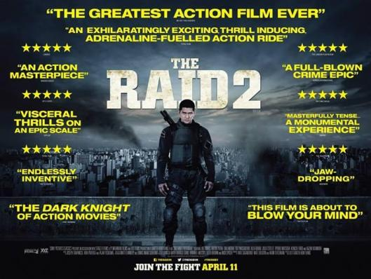 Raid 2, The