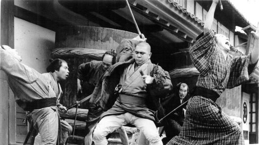 Tale of Zatoichi, The - scene