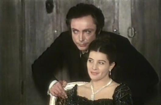 Dr. Jekyll and His Women - scene
