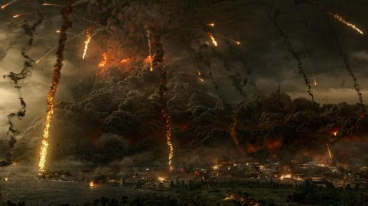 Pompeii - scene