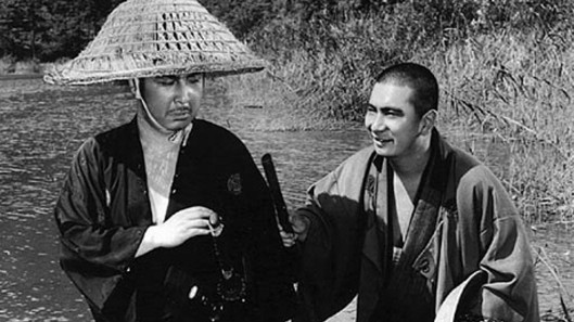 Tale of Zatoichi Continues, The - scene