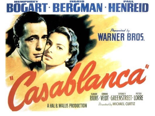 Poster of the Week - Casablanca (1942)