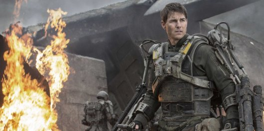 Edge of Tomorrow - scene