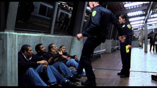 Fruitvale Station - scene