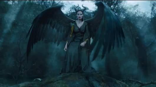 Maleficent - scene