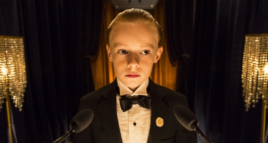 Young and Prodigious T.S. Spivet, The - scene