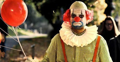 Clowne - scene