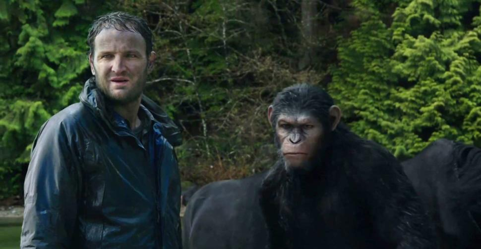 Dawn of the Planet of the Apes (2014) | thedullwoodexperiment