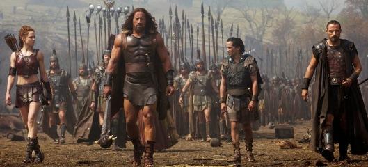 Hercules - scene