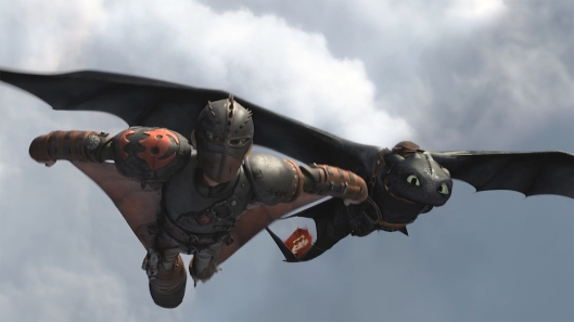 How to Train Your Dragon 2 - scene