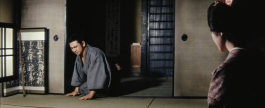 New Tale of Zatoichi - scene