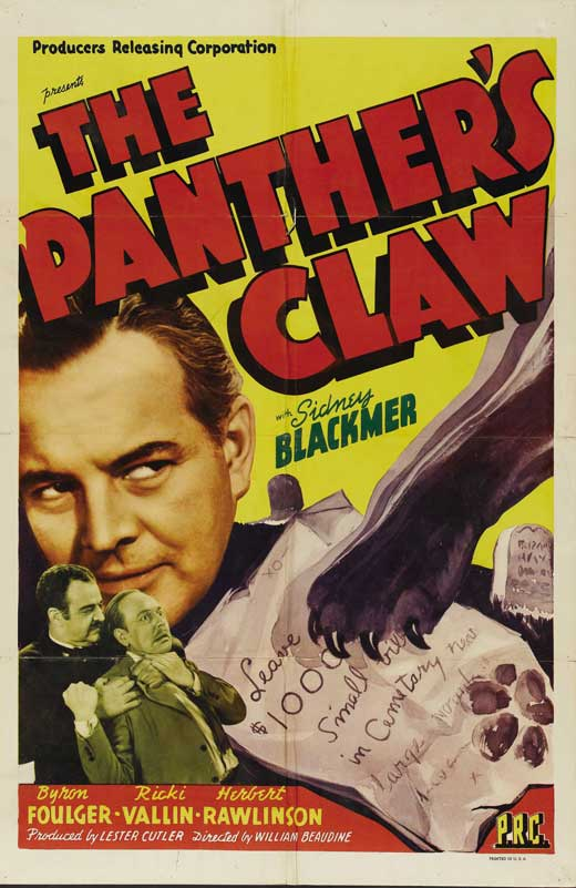 Panther's Claw, The