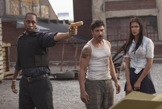 Brick Mansions - scene